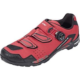 Northwave Outcross Plus Shoes Men red/black